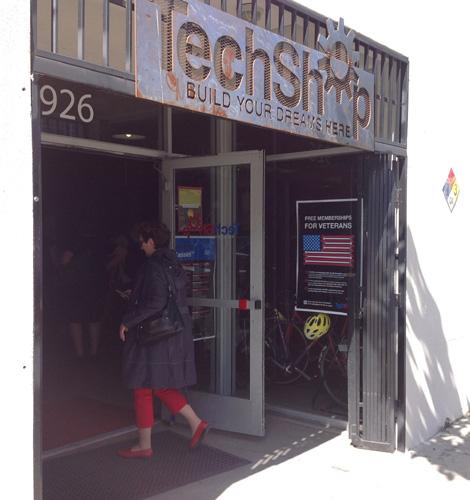 Tech Shop, San Francisco
